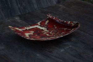 ceramiczny talerz
