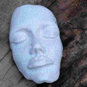 Dekorative Maske