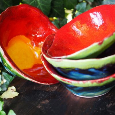Ceramiczne misy