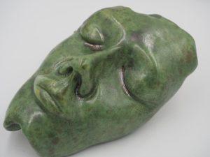 zielen-dekoracyjna-maska
